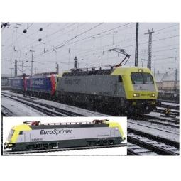 фото Электровоз с вагонами Mehano DISPOLOK