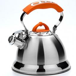 Купить Чайник со свистком Mayer&Boch Handle Spots