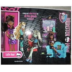 фото Набор аксессуаров для игрушек Mattel «Школа монстров» - мебель
