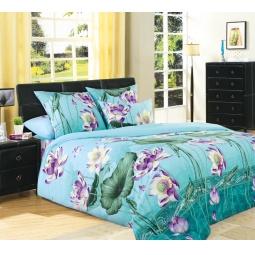 фото Комплект постельного белья Белиссимо «Цветок лотоса». 2-спальный