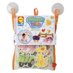 Купить Набор стикеров для ванной Alex «Ферма»