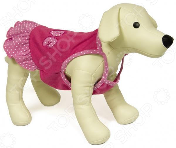 Платье для собак DEZZIE «Лекса» платье для собак dezzie рейси