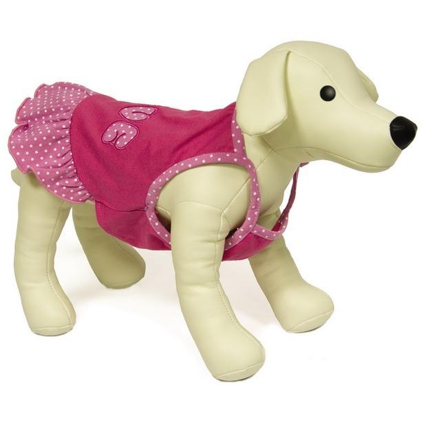 фото Платье для собак DEZZIE «Лекса». Размер: 30 см
