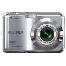 фото Фотокамера цифровая Fujifilm FinePix AX550. Цвет: серебристый