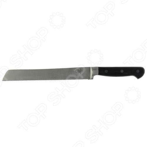 Нож для хлеба Legioner Augusta 47865 нож для стейка legioner augusta 47854