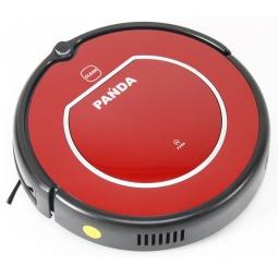 фото Робот-пылесос Panda X500. Цвет: красный