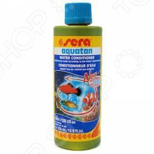 Средство для подготовки аквариумной воды Sera Aquatan