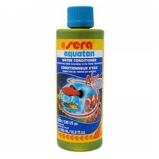 Купить Средство для подготовки аквариумной воды Sera Aquatan