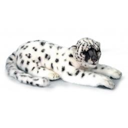 фото Мягкая игрушка для ребенка Hansa «Снежный барс»