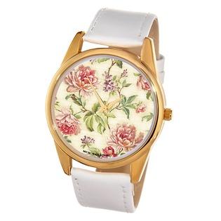 Купить Часы наручные Mitya Veselkov «Пионы» Shine