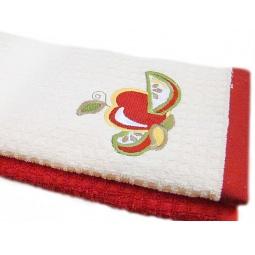 фото Набор кухонных полотенец TAC Apples