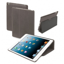 фото Чехол Muvit Fold Stand Case для iPad Mini. Цвет: серый