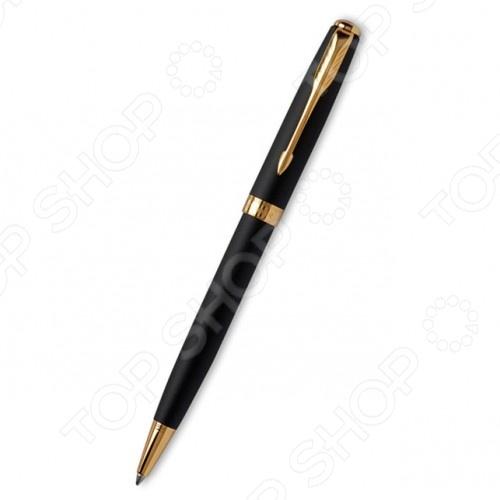 Ручка шариковая Parker Sonnet K530 Essential LaqBlack GT