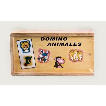 Купить Домино детское Mapacha «Веселая компания»