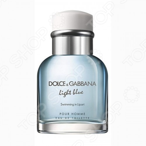 Туалетная вода для мужчин Dolce&Gabbana Light Blue 15 Male Lipari, 125 мл dolce and gabbana женская туалетная вода dolce and gabbana light blue 81051771 50 мл
