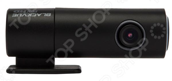 Видеорегистратор BlackVue DR3500-FHD представляет собой миниатюрную модель, обладающую качественным объективом с углом обзора 120 по диагонали. За качество записи отвечает 2 Мп CMOS матрица. Фирменное крепление позволяет очень легко и быстро снимать крепить регистратор на стекло. Небольшой размер позволит спрятать прибор за зеркалом заднего вида так, что он не будет мешать обзору. В видеорегистратор BlackVue DR3500-FHD встроен датчик удара G сенсор , благодаря которому файлы, полученные в момент резкого торможения автомобиля, перемещаются в отдельную папку для защиты от перезаписи. При необходимости, к устройству можно подключить внешний GPS модуль приобретается отдельно .