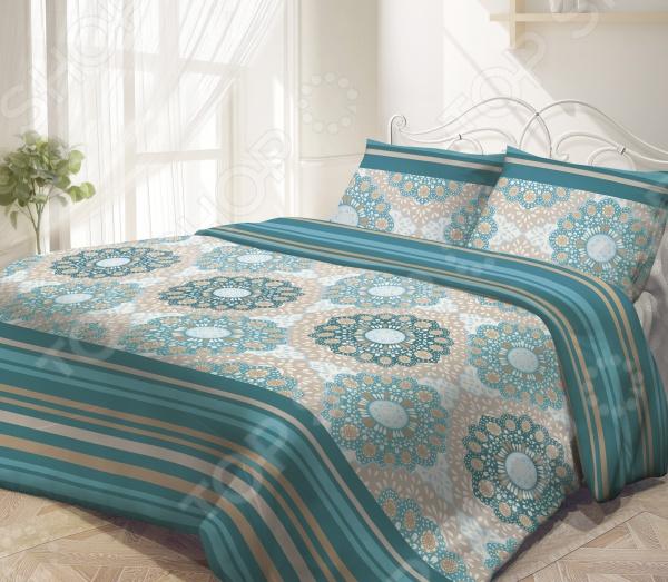 Комплект постельного белья Гармония «Восток-Запад». 1,5-спальный