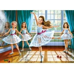 Купить Пазл 260 элементов Castorland «Балерины»