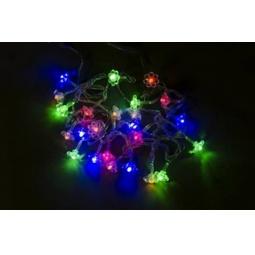 фото Гирлянда электрическая Holiday Classics «Цветочки»