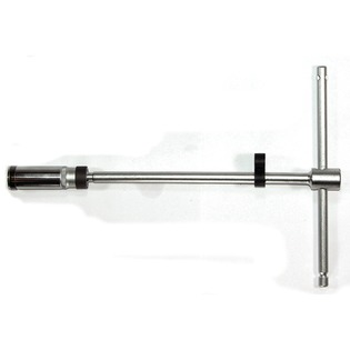 Купить Ключ свечной 12-гранный Т-образный с шарниром Force F-807B