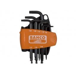 Купить Набор шестигранников BAHCO TORX