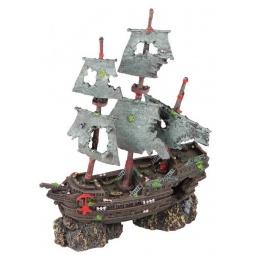Купить Корабль для аквариума DEZZIE «Призрак»