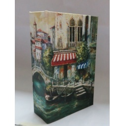 фото Книга-шкатулка Феникс-Презент «Пристань»