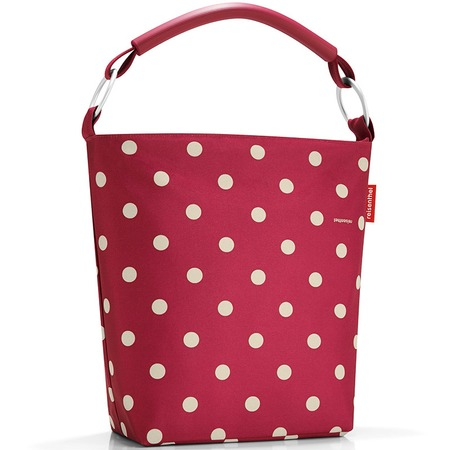 Купить Сумка Reisenthel Ringbag L ruby Dots