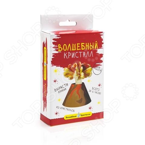 Набор для выращивания Волшебные кристаллы «Вулкан»
