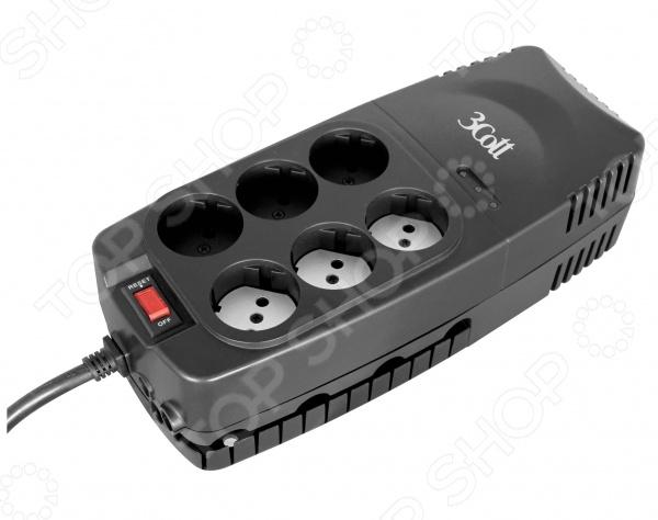 купить Стабилизатор напряжения 3Cott 1200VA-AVR недорого