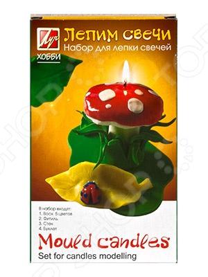 Набор для изготовления свечей Луч «Лепим свечи»