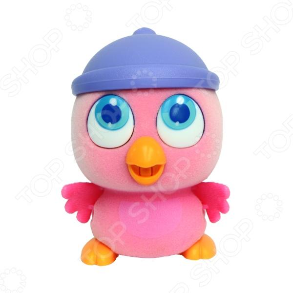 Игрушка интерактивная Brix'n Clix «Пингвиненок в шапочке»