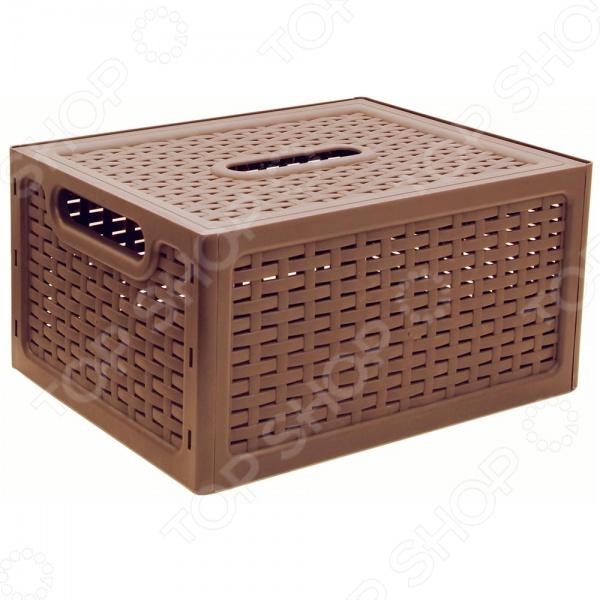 Ящик складной с крышкой IDEA
