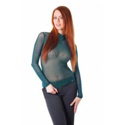 фото Водолазка Mondigo 8507. Цвет: темно-зеленый. Размер одежды: 44