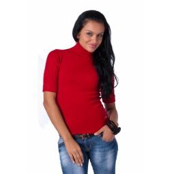 фото Свитер Mondigo 9003. Цвет: красный. Размер одежды: 42