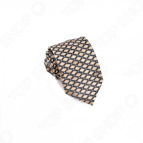 Галстук Mondigo 34577Галстуки. Бабочки. Воротнички<br>Галстук Mondigo 34577 это стильный аксессуар, необходимый для создания элегантного вида. Изготовлен из высококачественной микрофибры. Галстук дополнит наряд в классическом стиле. Все швы обработаны лазером и потому практически незаметны. Отлично подойдет для делового костюма. С этим галстуком вы сможете привлечь взгляды, и обратить на себя должное внимание.<br>
