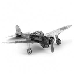 Купить Модель истребителя сборная Metalworks «Зеро»