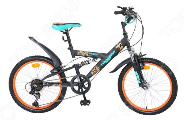 купить Велосипед детский Top Gear Junior Boxer недорого