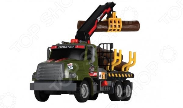 Машинка игрушечная Dickie «Грузовик с манипулятором» AirPump экономичность и энергоемкость городского транспорта