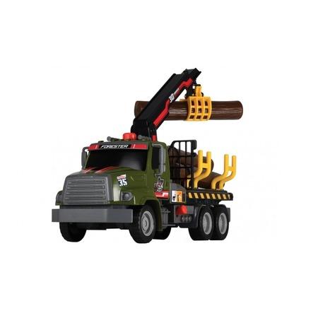Купить Машинка игрушечная Dickie «Грузовик с манипулятором» AirPump