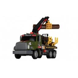 фото Машинка игрушечная Dickie «Грузовик с манипулятором» AirPump