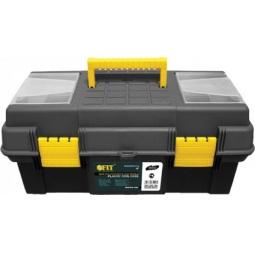 Купить Ящик для инструментов с двумя крышками органайзерами FIT
