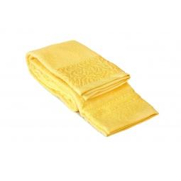 фото Полотенце Tete-a-Tete махровое Т-МП-6459. Размер: 70х140 см. Цвет: желтый