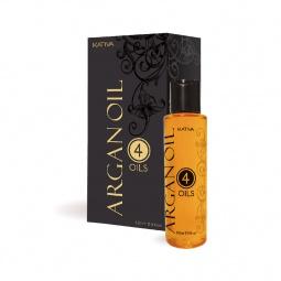 Купить Концентрат для волос защитный восстанавливающий Kativa «4 масла»
