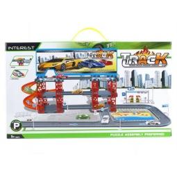 фото Набор игровой для гонок Shantou Gepai «Парковка» 625762