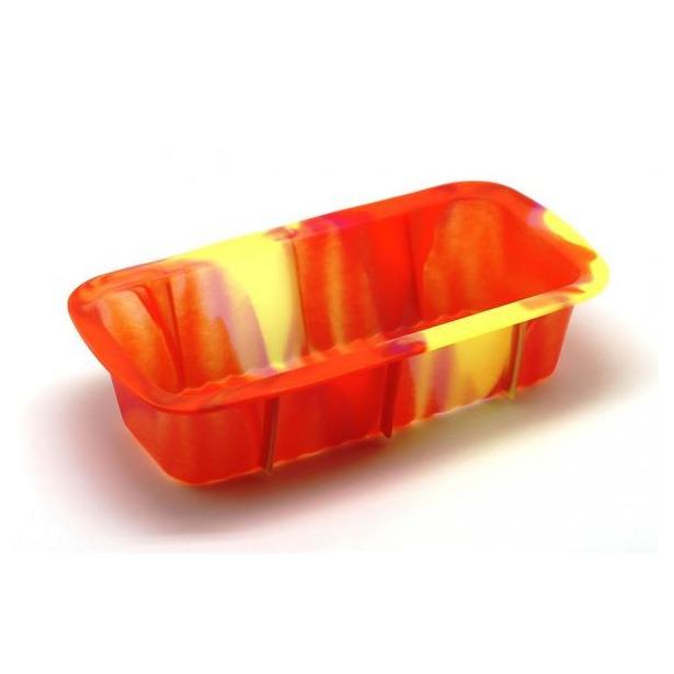 фото Форма для выпечки силиконовая Atlantis «Каравай» SC-BK-005M. Цвет: оранжевый