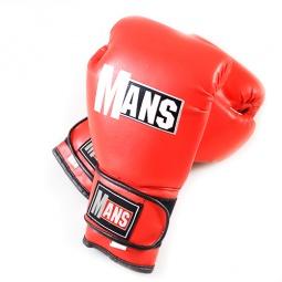фото Перчатки боксерские Mans TC-0883