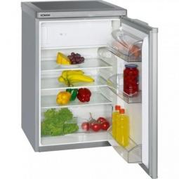 фото Холодильник Bomann KS 197. Цвет: серебристый