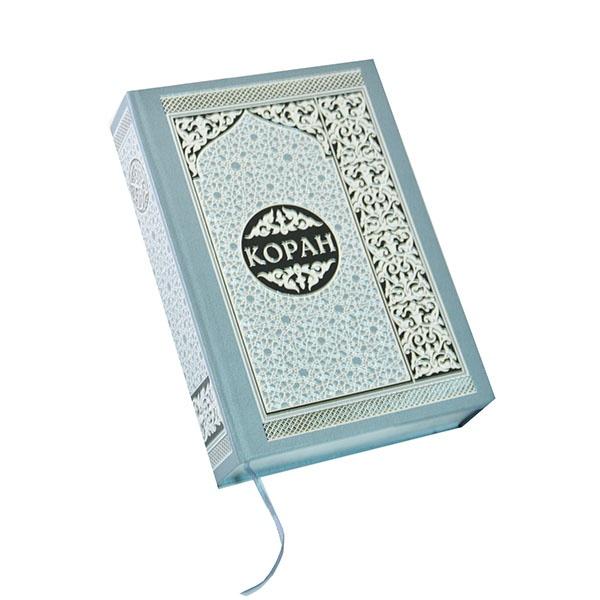 Крайне мало существует книг, перевод которых становится для учёного смыслом всей жизни. Особое место в этом ряду занимает Священный Коран, суры и аяты которого удивительны по красоте и глубоки по содержанию. Ниспосланный около четырнадцати веков назад, Коран и сегодня не перестаёт удивлять учёных, философов и мыслителей новыми раскрытыми тайнами и обнаруженными истинами. Перевод смыслов Эльмира Кулиева - один из последних и наболее удачных переводов священной книги мусульман на русский язык. Изложенный доступным языком и дополненный интересными комментариями, он помогает читателю задуматься над каждым кораническим аятом. Данное издание включает и оригинальный арабский текст Корана, параллельно которому идёт текст перевода.