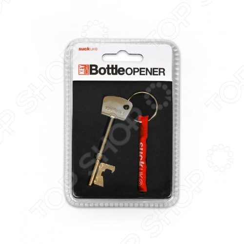 Открыватель для бутылок Открывалка для бутылок Suck UK Key Bottle